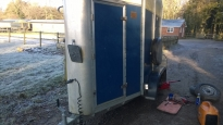 Ifor Williams horse trailer servicing