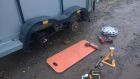 Horse trailer repairs Hampshire