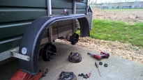 Horse box trailer servicing and repairs